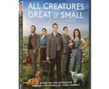 All Creatures Great and Small Season 1 DVD ON SALE (2-Disc 2021)