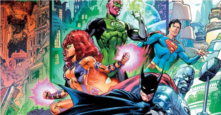 Every DC Hero Chosen To Save Time In Generations Shattered