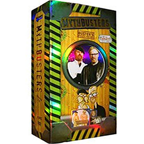 MythBusters Complete Series DVD ON SALE in NZ