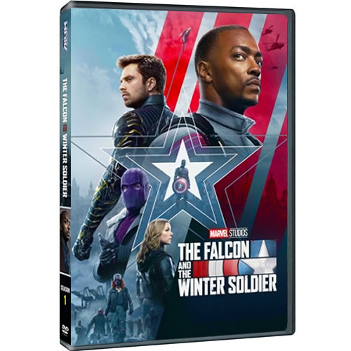 The Falcon and the Winter Soldier DVD ON SALE