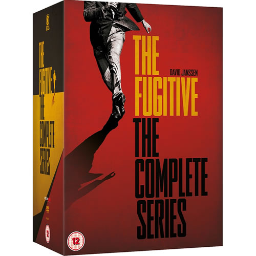 The Fugitive Complete Series DVD ON SALE in NZ
