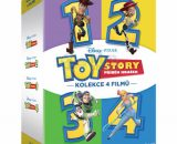 Toy Story Complete Series 1-4 DVD ON SALE in NZ