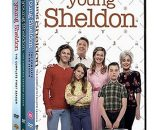 Young Sheldon Complete Series 1-4 DVD ON SALE (9-Disc 2021)