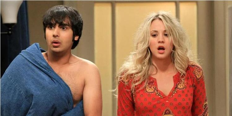 The Big Bang Theory: Raj's Slow Transformation In Pictures