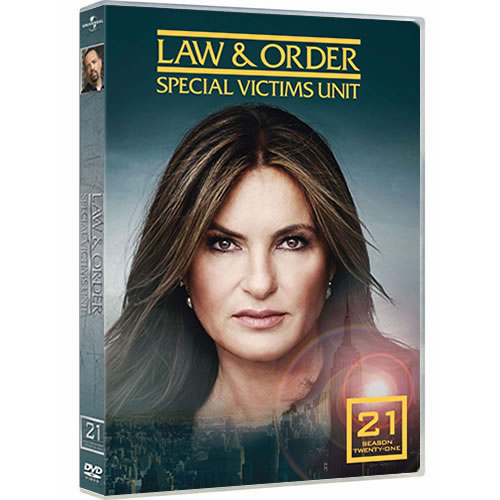 Buy Law & Order Special Victims Unit Season 21 DVD in NZ