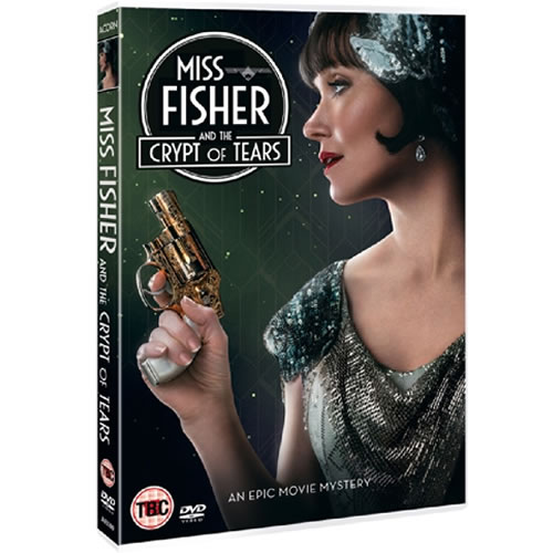 Buy Miss Fisher & the Crypt of Tears DVD in NZ
