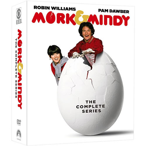 Mork & Mindy Complete Series DVD ON SALE in NZ