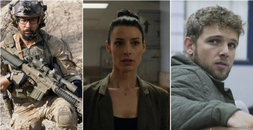 SEAL Team: Main Characters, Ranked By Likability