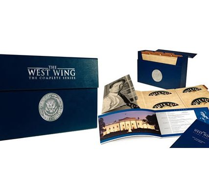 The West Wing Complete Series DVD ON SALE in NZ