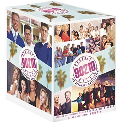 Buy Beverly Hills 90210: The Ultimate Collection DVD Box Set in NZ