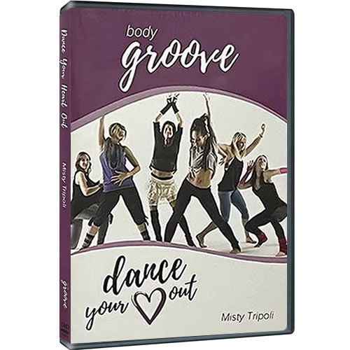 Buy Body Groove Dance: Your Heart Out DVD in NZ