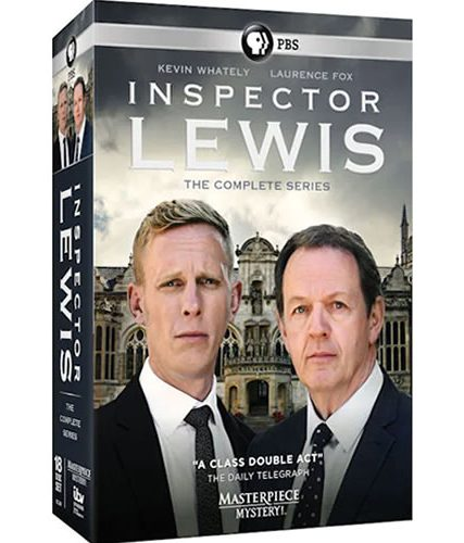 Inspector Lewis Complete Series DVD ON SALE in NZ