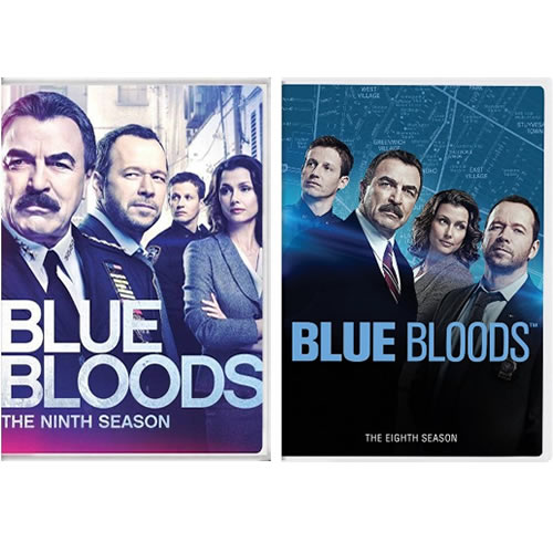 Blue Bloods Complete Series 8-9 DVD ON SALE in NZ
