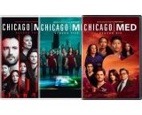 Chicago Med Complete Series 4-6 DVD ON SALE in NZ