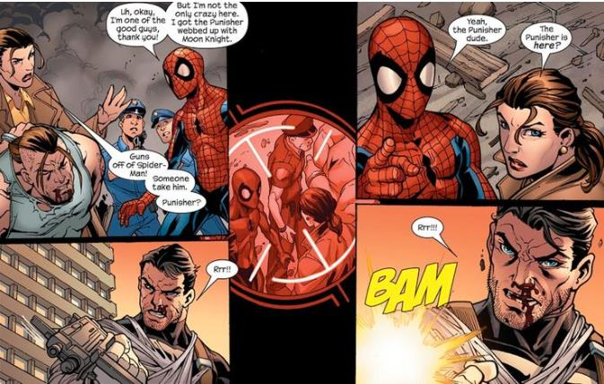 """Punisher Broke His """"No Cops"""" Rule to Kill An Iconic Spider-Man Ally"""