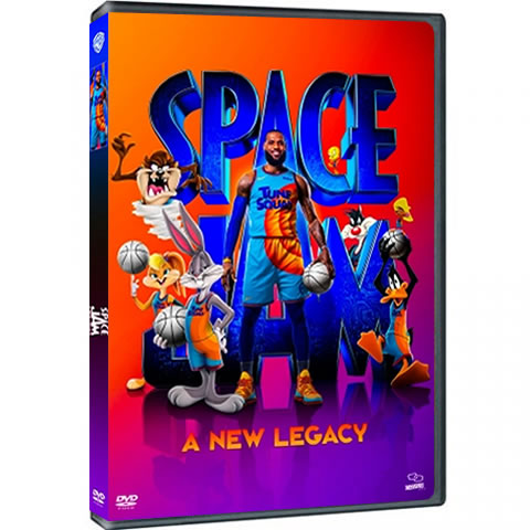 Buy Space Jam: A New Legacy DVD in NZ