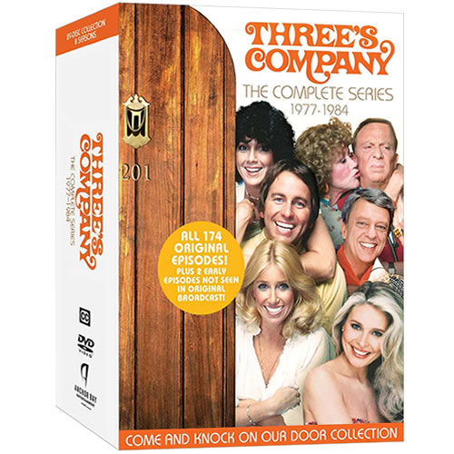 Three's Company Complete Series DVD ON SALE in NZ