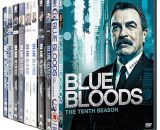 Blue Bloods Complete Series 1-10 DVD ON SALE in NZ