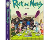 Rick and Morty Complete Series 1-5 DVD ON SALE in NZ