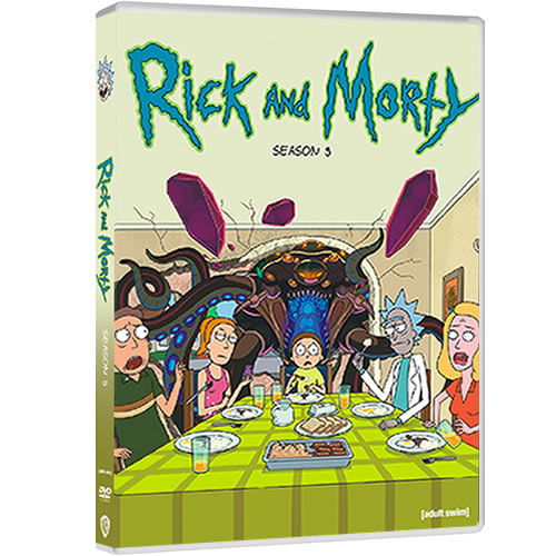 Buy Rick and Morty Season 5 DVD in NZ