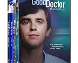 The Good Doctor Complete Series 1-4 DVD ON SALE in NZ